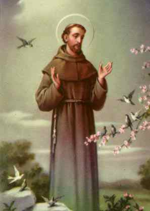 10 4 feast day of st francis of assisi 1181 1226 luisa piccarreta