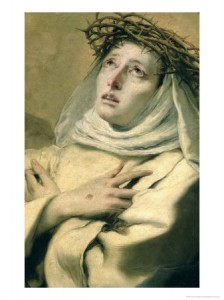 S_St. Catherine of Sienna