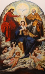 M_coronation_of_mother_mary_by_velazquez_rendition_by_shasiel-d5o75mn