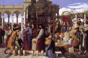 J_Wedding at Cana-JuliusSCHNORRVONCAROLSFELD-1819