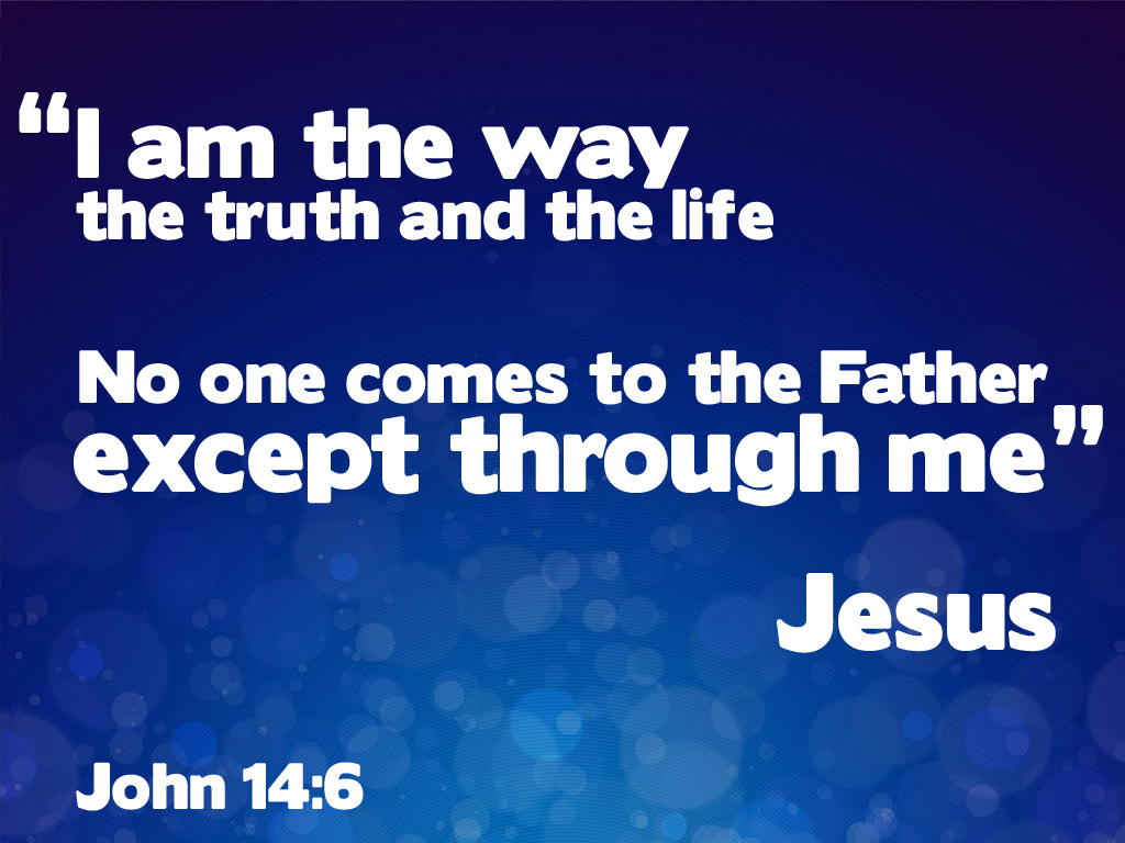 """i am the way and the Answer: """"i am the way and the truth and the life"""" is one of the seven """"i am""""  statements of jesus on the last night before his betrayal and death, jesus was."""