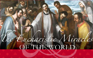 Eucharistic Miracles of the World