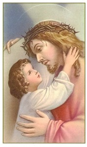 J_Luisa Jesus and child pic
