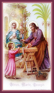 S_St Joseph the Worker