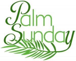 Palm Sunday words