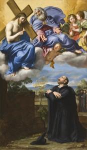 S_St Ignatius of Loyola