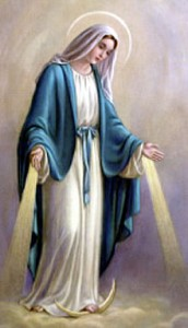M_Blessed Mother 1