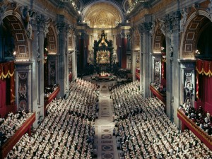 P_Second Vatican Council St Peters