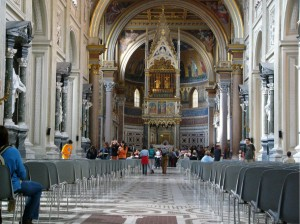 Basilica of St. John Lateran tourism destinations